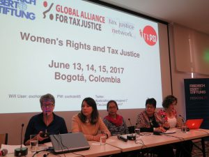 Women's Rights and Tax Justice