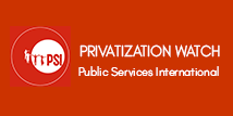 Global Privatization Watch logo