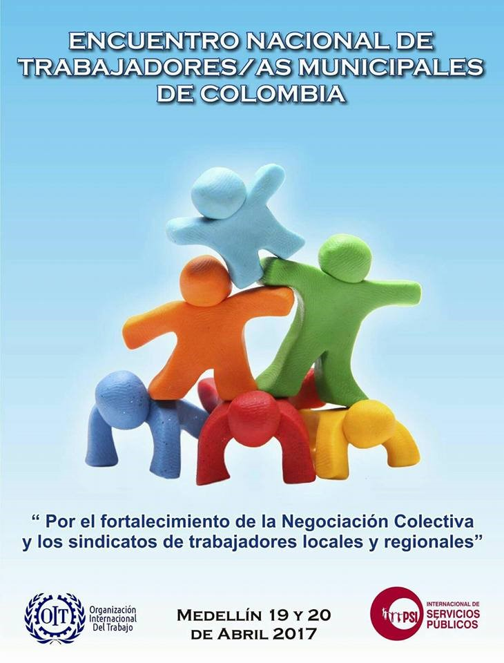 Local Government Unions In Colombia Form A National Network And