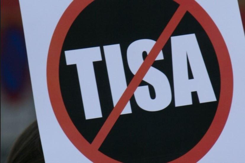 Image result for TISA