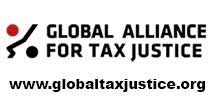 Global Alliance for Tax Justice button