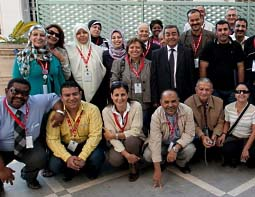 PSI CAN 2011 - Group photo