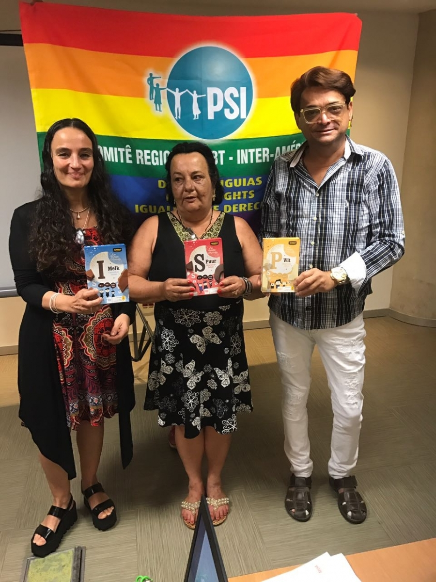 Psi Interamerica S Lgbt Committee Sets Goals For 2017 Psi