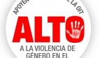 ALTO a la violencia de genero en el trabajo