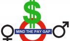 Mind the Gender Pay Gap - Photo: Mike Licht - Creative Commons - http://www.flickr.com/photos/notionscapital/5297085447
