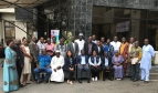 Trade union participants ITUC Conference on Peace and Security, Abuja, 5-6 October 2017