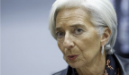 Christine Lagarde, IMF Managing Director