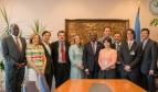 PSI meets UNCTAD Secretary-General