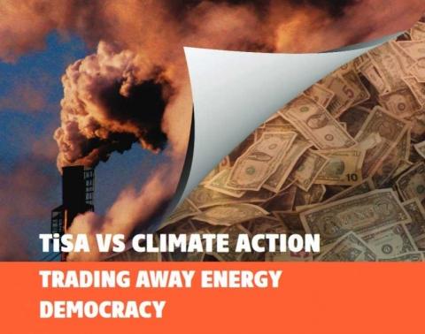 D'après une analyse de l'annexe sur l'énergie – tout juste divulguée – l'ACS vient mettre à mal les actions de la COP 21