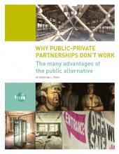 Pourquoi les partenariats public-privé (PPP) ne fonctionnent pas