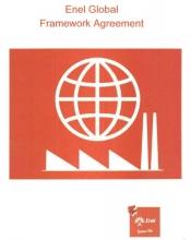 Page de couverture de l'accord