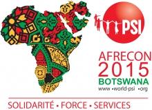Logo PSI AFRECON 2014