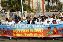 Quality Public Services - Action Now