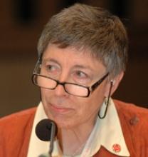Anne Marie-Perret, Présidente FSESP