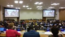 La Conférence Ebola des Nations Unies