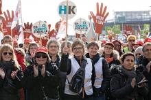Photo: HK Kommunal