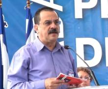 Albino Vargas Barrantes, Secretario General de ANEP