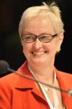 Carola Fischbach-Pyttel, EPSU General Secretary