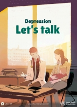 WHO poster Depression: let's talk
