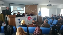 PSI's report release in Ankara