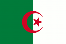 Flag of Algeria