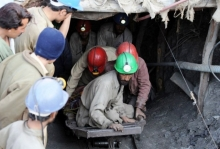 mine in Pakistan