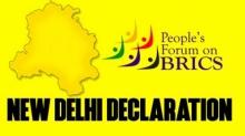 Delhi declaration