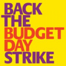 Back the Budget Day strike