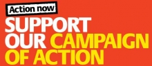 Campaign of Action