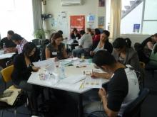 PSA youth leadership training