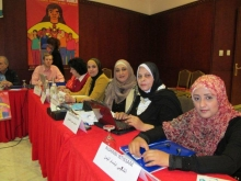PSI women's leadership seminar in Tunis prior to the World Social Forum