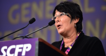 Rosa Pavanelli/Photo:CUPE
