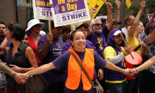 SEIU, US. Photo: Carrie Sloan, Creative Commons