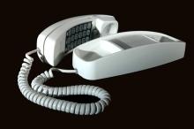 Telephone - photo by Pete Prodoehl