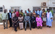 Group photo of WAHSUN participants