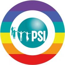 PSI LGBT logo