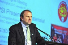 Mark Langevin at FIQ Congress