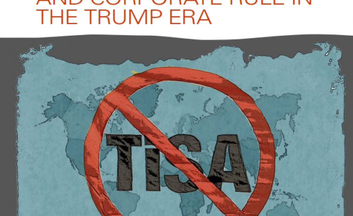 Trade In Services Agreement Tisa Psi
