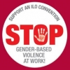 Stop gender-based violence at work!