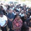 Trade unionists in Botswana