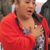 Melvy Lizeth Camey Rojas, Secrétaire générale du Département de Santa Rosa au Guatemala, a vu sa vie menacée pour la seconde fois (octobre 2013).