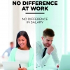 poster no difference at work