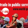 No trade in public services image