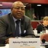 Adeyemi Peters, vice-president of PSI