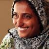 Samina, una de las mujeres trabajadoras de la salud de Pakistán.