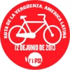 PSI badge Ruta de la Verguenza - America Latina