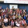 """Mujeres de la ISP el """"Encuentro Internacional sobre Violencia de Género en los lugares de trabajo y el empleo público"""""""