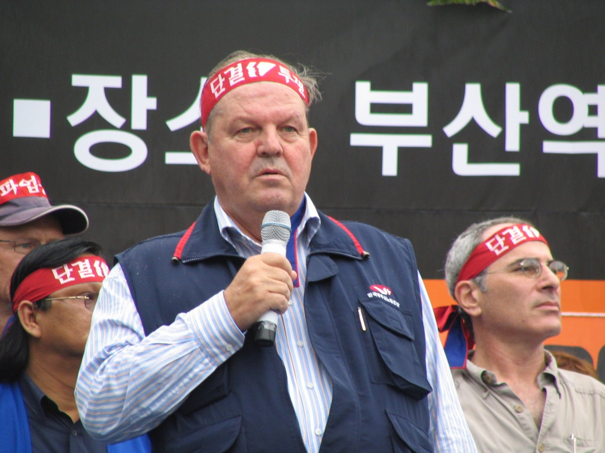 Defending workers' rights in South Korea