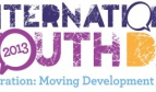 ILO logo for International youth day