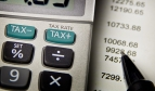 Calculator for tax